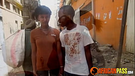 Reality Kings of Africa - Street Pick Up to Bathroom Blowjob