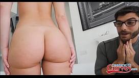Blonde Teen Daisy Stone Big Beautiful Ass pornohub.com