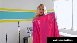 Samantha Rone Pussy Pounded By Photographer - VNALive.com!