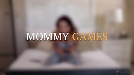 Gamer Step Daughter and her Mom # Brandi Love and Uma Jolie