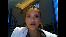 Jessica Alba Jerkoff Instruction Red Light Green Light Game