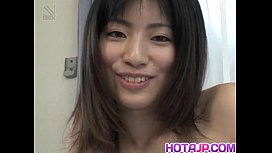 Rina has hairy pussy well pumped
