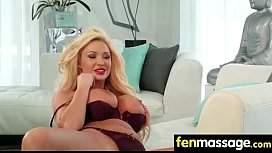 Deepthroat Blowjob From Big Tits Massage Girl 6 preview