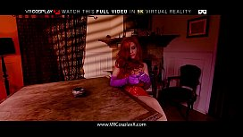 VRCosplayX Jessica Rabbit Pays With A Pussy For Your Investigation
