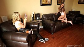 Kacy Lane and Karla Kush Teen Lesbians