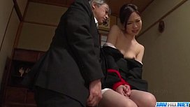 Misaki Yoshimura obedient babe fucked with toys sex image