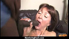 Mommy stuffed with BBC 18