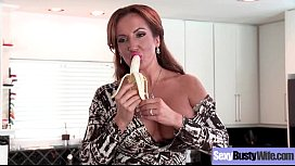 Sexy Busty Wife (Richelle Ryan) In Sex Hard Action Scene clip-27 xxx video