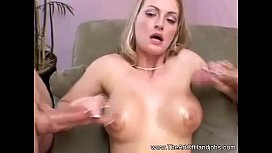 Sharon Stone Lookalike Double HJ xvideos preview