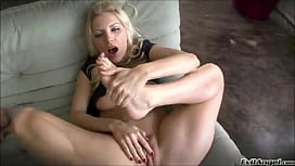 Ashley Fires Anal Foot Fetish preview