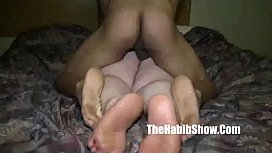 she cant handle redzilla inch BBC lover takes it all p by hooded fuck