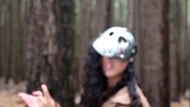 Valhallagirls apresenta Camila Prado como: Jason Vorhees  Acesse: www.valhallagirls.com