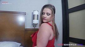 big butt latina Lily Loveles taking big dick
