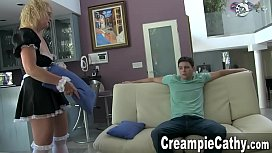 Young Guy Creampies Maid sunhiee mfc