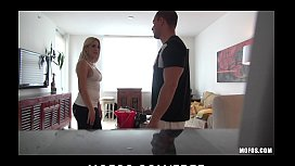 Blond maid Anna Marie is caught stealing and fucked as punishment xxxnalgonas