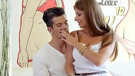 Dillion Carter on Passion HD in Nice Rack