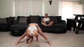 Step-Daughter Workout Fantasy