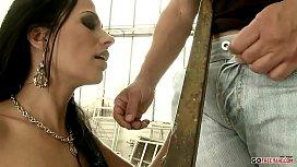 Perfect Body Brunette Shalina Divine Anal Sex HD Video