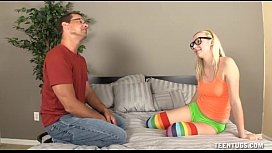 Jerking Off The Step-Dad xxx video