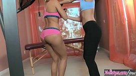 Twistys - One-On-One - Sandy,Katie Jordan