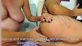 Canadian Mom fingering on cam. Sign up and Watch her live shows absolutely free at www.tinyurl.com/superchatlive
