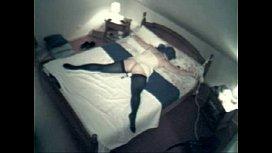 Horny wife masturbates on hidden cam MyFapTimecom