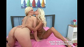 Two Hot Babes Licking Pussy And Ass