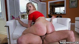 PAWG Alexis Texas Claps Back with Her Big Ass on Ba os ap