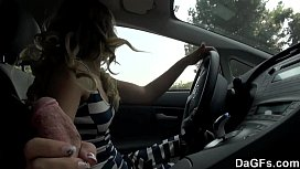 She wants to fuck in a car for her first sex scene