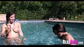 Pool party college orgy 114