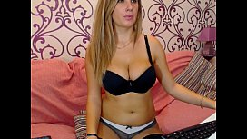 Webcam show of Bryanne amateur stockings create CamGi O