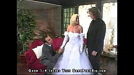 Pixie the swallowing sandwich bride xxx video