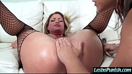 Lesbo Girls abellakissa In Punished Sex Action movie