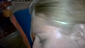 First time touching sleeping younger sister but accidently woke her. xxx video