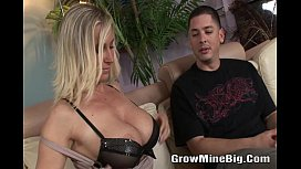 Milf Devon Lee with huge juggs fucked
