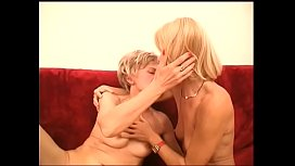 Mature sluts love to please each other with their toys