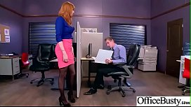 Slut Sexy Girl Lauren Phillips With Big Round Boobs In Sex Act In Office video