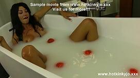 Milk tube ball birth and prolapse - Hotkinkyjo