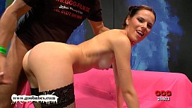 The perfect girl Susana gets her asshole fucked hard