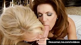 Big Titty Cougar Deauxma Does Milf Kelly Madison &amp_ Hubby!