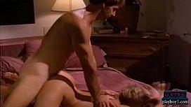 Short hair blonde milf fucked hard in this retro porn video