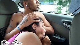 Boy john fucking inside car