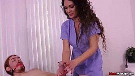 mm-Sexy milf cock teasing