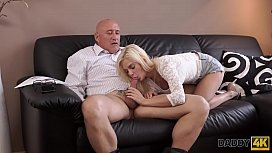 DADDY4K Very Bad Dad Fucks Candee In Front Of Her Bf