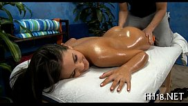 Erotic raunchy massage xxx video