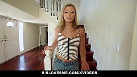 SisLovesMe - Vlogging Stepsis and Friends Fucked