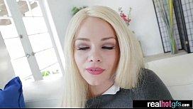 Superb Amateur GF elsa jean Like To Perform In Sex Tape clip