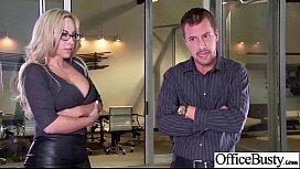 Hard Sex With Busty Slut Office Worker Girl julia olivia video