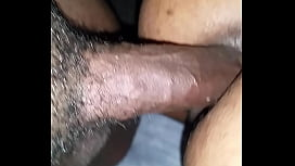 Black slut gets her tight asshole fucked