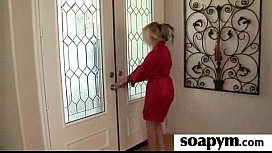 Hot Babe Soapy Shower Time 15